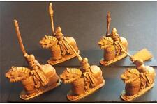 15mm Fantasy Elvian Cavalry Spears & Shields Heavily Armored Horse (16 figures)