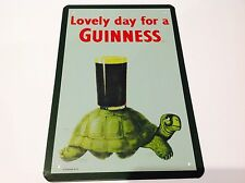 Guinness beer IRISH  Metal Poster Bar Pub Tavern MAN CAVE Pic Sign Tin Plaque