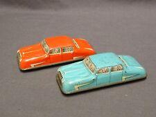 Vintage Glam Toys Tinplate Cars - GTP570 & GTP571