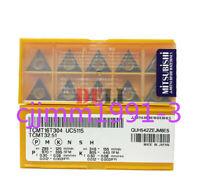 10PCS/box NEW original Mitsubishi CNC blade TCMT16T304 UC5115
