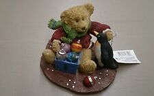 "Russ Berrie Bears from the Past ""Teddy's Best Favorite Decorations"" ~NWT~"
