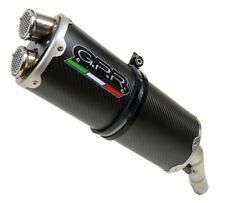 MOTO GUZZI NORGE 1200 4V-GT 8V FACTORY EXHAUST GPR DUAL CARBON SLIP ON BY GPR