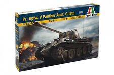 Pz. Kpfw. V PANTHER Ausf. G LATE (3 DECOS) ITALERI 1/35 PLASTIC KIT