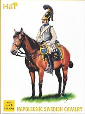 HäT/HaT Napoleonic Wars 1803-1815 Swedish Cavalry 1/72 Scale 25mm