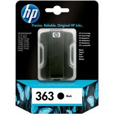 HP 363 CB279E schwarz PHOTOSMART 3110 3210 3310 8250 C5180 C8180 10/2015 o.V.