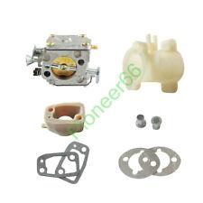 Carburetor Carb Intake Manifold & Elbow For Husqvarna 61 266 268 272 Xp Chainsaw