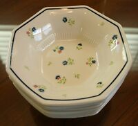 NIKKO Classic Collection Cereal Soup Bowls Set of Six