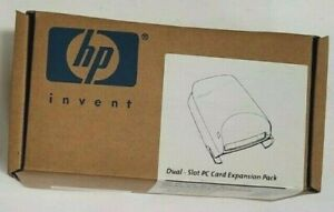 HP FA116A iPAQ Dual Slot PC-Card Expansion Pack 3600,3700,3800,3900 (FA116A#AC3)
