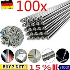 100pcs Schweißdraht Aluminium Draht Schweißen Niedertemperatur Schweißstäbe 1.6