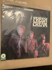 """Vintage 1967 Cream """"Fresh Cream"""" LP - ATCO Records (SD 33-206) EX+"""