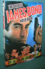 The Official James Bond Movie Book: Special 25th Anniversary Edition-1987