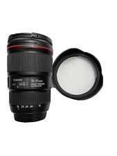 Canon EF 16-35mm f/4 L IS Lens, Filter, Bag