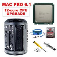 Apple Mac Pro 6.1 Late 2013 E5-2697 v2 2.7GHz 12-Core CPU Processor Upgrade Kit
