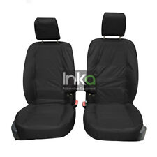 Land Rover Discovery 4 3rd Row Tailored Inka Waterproof Seat Covers Black 09-16