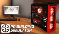 PC Building Simulator Steam Game Key (PC) - REGION FREE -