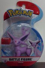 "Pokemon ~ Battle Figure Pack ~ Espeon 3"" Figure Character"