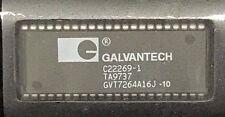 Galvantech GVT7264A16J-10 64K x 16 Asynchronous SRAM 44-Pin SOJ⚡