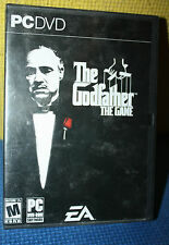 The Godfather The Game PC DVD-ROM CIB