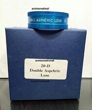 20 D Aspheric Lens