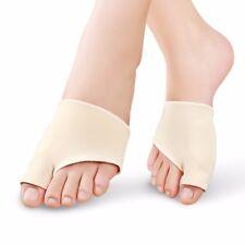 Bunion Protector Toe Gel Corrector Valgus Hallux Pad Foot Straightener Relief 2*