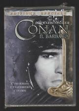 DVD CONAN IL BARBARO EDIZIONE SPECIALE A. SCHWARZENEGGER J. MILIUS OLIVER STONE
