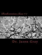 Pandemonium: Pandemonium Issue # 3 : Of the Horror World by Jason Gray (2013,...