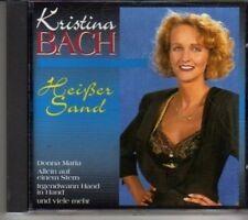 (CX274) Kristina Bach, Heisser Sand - 1994 CD
