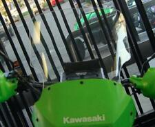 """KAWASAKI KLR 650 1986-2005 15"""" TALL, 16"""" WIDE CLEAR REPLACEMENT WINDSHIELD"""