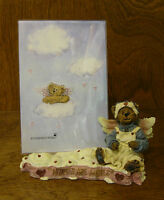 Boyds Frames #27359 Rosemary Bearhugs...T.L.C. 1st E NIB From Retail Store NURSE