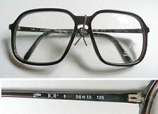 Lozza Zilo Top 1 marrone montatura per occhiali vintage 1980s