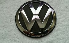 VW golf mk4 genuine rear boot badge emblem 110mm
