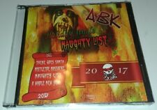NEW ANYBODY KILLA ABK HOLIDAY JINGLES 2017 CD JINGLE NAUGHTY LIST NATIVE WORLD