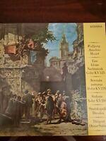 Staatskapelle Dresden / Wolfgang Amadeus / DDR LP 1986 / ETERNA  825222 R7/7