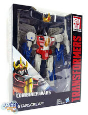 Transformers Generations Combiner Wars Leader Class Starscream Action Figure
