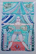 Original Ink illustration ' Peggy Shell: Be Kind' by Michelle Ranson
