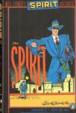 Will Eisner's SPIRIT Archives Vol. 2, First Printing, hardback