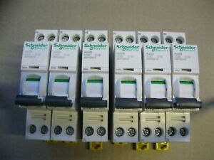 SCHNEIDER MAGNETOTERMICO A9P52616 Acti iC40 C16 4500