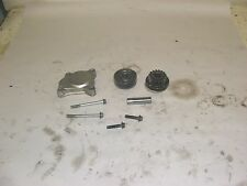 2003 Honda 400EX / TRX400 #2 starter drive gears and cover.