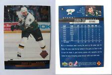 1999-00 Upper Deck #218 Sergei Zubov 1/1 UD 30 buyback  stars 1 of 1