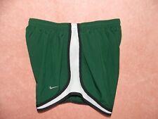Woman's Nike Dri-Fit Tempo Running Shorts Medium Green