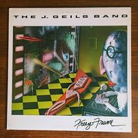J. Geils Band Freeze Frame EMI Centerfold LP Vinyl SOO-17062 Record Album Wax