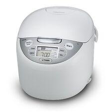 Tiger JAX-R18U-WY 10-Cup (Uncooked) Micom Rice Cooker & Warmer NEW