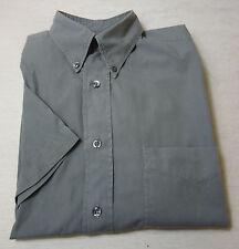 Unifarbene HUGO BOSS Herren-Freizeithemden & -Shirts mit Button-Down-Kragen