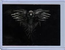 2015 Game Of Thrones Season 4 The Three-Eyed Raven embossed Case Topper CT1