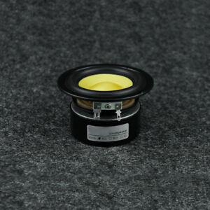 """3.5"""" inch 4Ohm 8Ohm 25W Midrange Speaker Bass Woofer Audio Stereo Loudspeaker"""