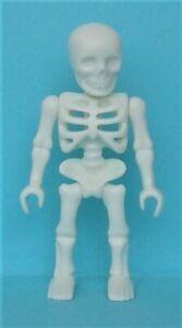 Playmobil Egyptian   1 x White Skeleton   Castle/Halloween    Mint Condition