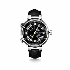 5dbba8e8c2cd Louis Vuitton Tambour Spin Time GMT 44 Q10C30