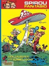 Spirou und Fantasio 01. Der Zauberer von Rummelsdorf - Andre Franquin