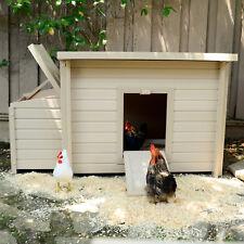 XXL Hühnerstall Hühnerhaus Kaninchenkäfig Hasenstall Kaninchenstall EC103 B