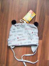 @ Ergee @ Mütze mit Ohrenklappen Winter hellblau Gr. 49 - 51 cm NEU mit Etikett